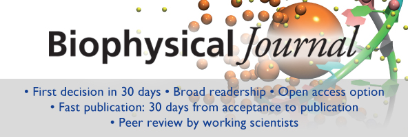 Biophysical Journal Offers