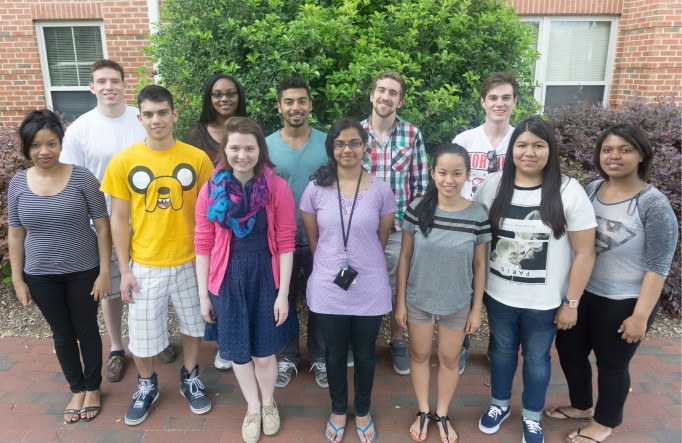 2015 Biophysical Society Summer Course Class