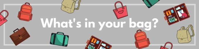 What's in your bag_